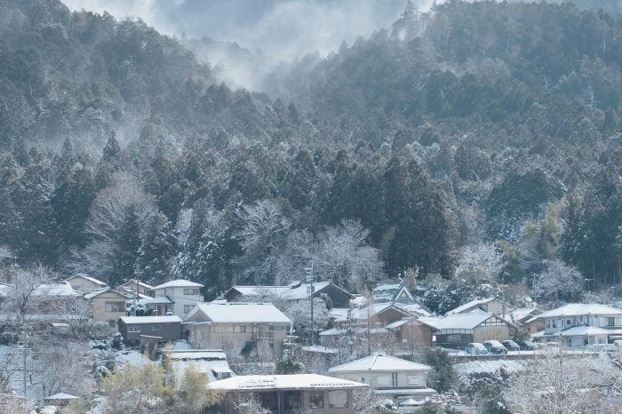 京都 大原雪景色 2019_f0021869_23233990.jpg
