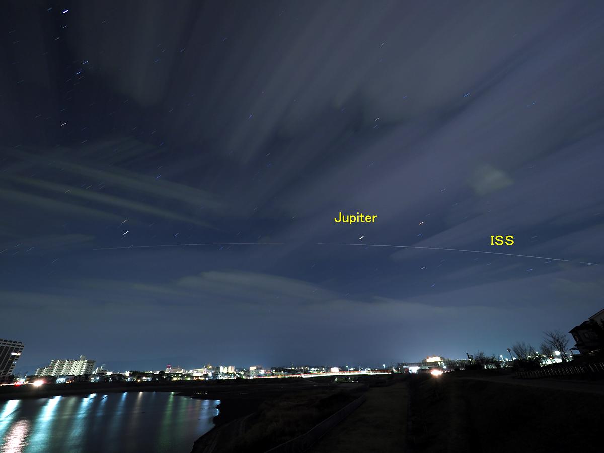 今朝の「きぼう/ISS」_d0283373_629643.jpg