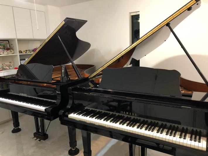 グランドピアノ2台設置の瀬谷ピアノ教室_b0039578_20143983.jpg
