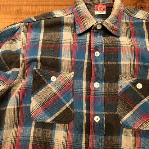 "1983 \"" HANES - BEEFY T - \"" 100% cotton - HAWAII souvenir - VINTAGE Tee SHIRTS - OCEAN BLUE - ._d0172088_22213898.jpg"