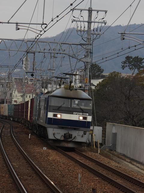 藤田八束の鉄道写真@サントリー山崎工場前で鉄道写真を撮る、山崎カーブは絶景の鉄道写真スポット_d0181492_21565931.jpg