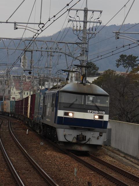 藤田八束の鉄道写真@サントリー山崎工場前で鉄道写真を撮る、山崎カーブは絶景の鉄道写真スポット_d0181492_21570898.jpg