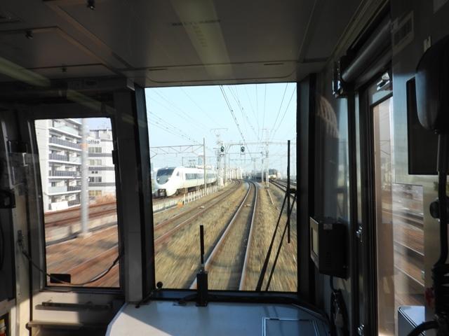 藤田八束の鉄道写真@貨物列車を激写そしてトワイライトを激写、特急サンダーバード・特急はるかのキティちゃん列車_d0181492_21572301.jpg