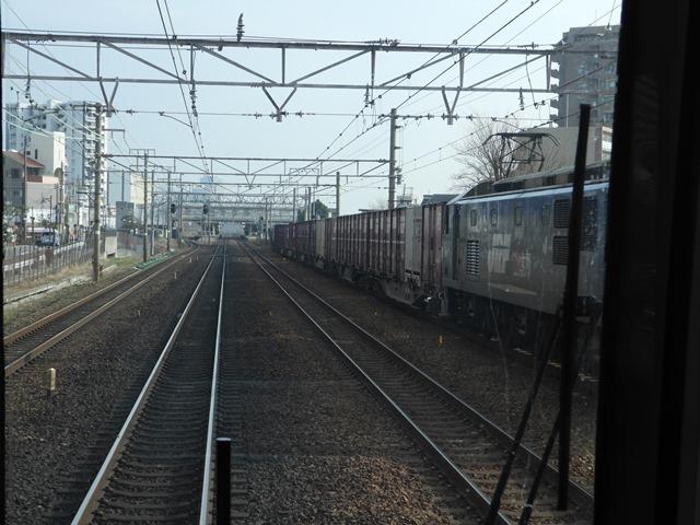 藤田八束の鉄道写真@貨物列車を激写そしてトワイライトを激写、特急サンダーバード・特急はるかのキティちゃん列車_d0181492_21581255.jpg