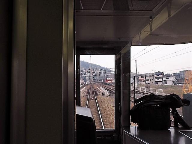 藤田八束の鉄道写真@貨物列車を激写そしてトワイライトを激写、特急サンダーバード・特急はるかのキティちゃん列車_d0181492_21584098.jpg