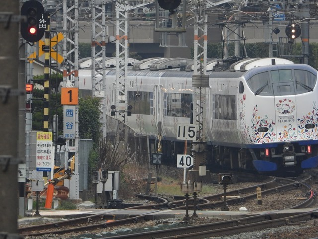 藤田八束の鉄道写真@サントリー山崎工場前で鉄道写真を撮る、山崎カーブは絶景の鉄道写真スポット_d0181492_21594109.jpg