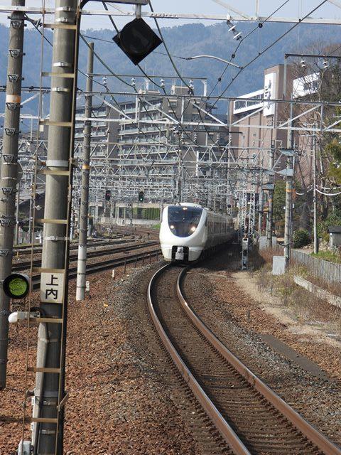 藤田八束の鉄道写真@サントリー山崎工場前で鉄道写真を撮る、山崎カーブは絶景の鉄道写真スポット_d0181492_22050765.jpg