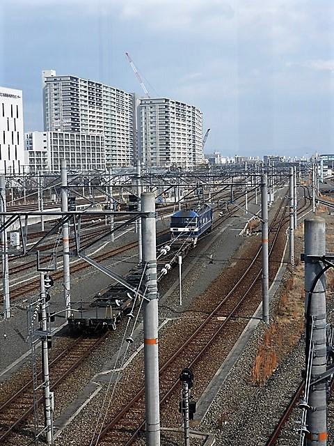 藤田八束の鉄道写真@サントリー山崎工場前で鉄道写真を撮る、山崎カーブは絶景の鉄道写真スポット_d0181492_22081793.jpg