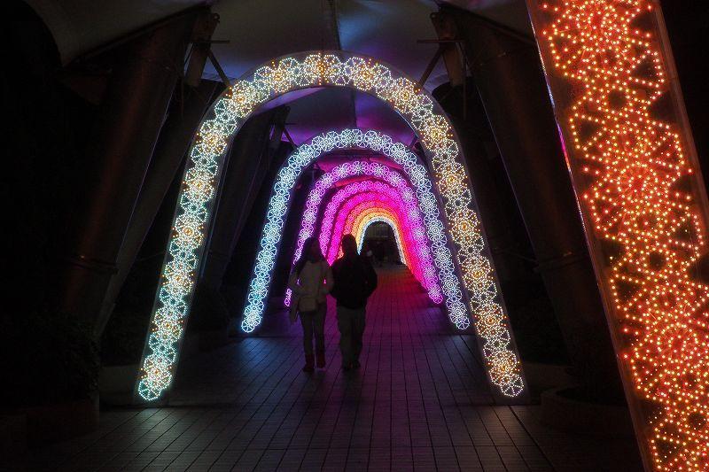 東京ドームシティのイルミネーション_e0348392_11031761.jpg