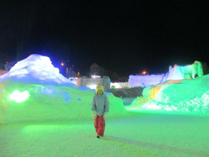 2月23日(土)・・・層雲峡の氷瀑祭り_f0202703_00054137.jpg