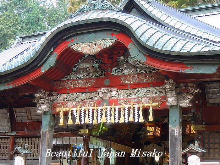北口本宮冨士浅間神社。☆、・:`☆・・゚・゚☆。。_c0067206_13431988.jpg