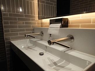 タオル要らずで衛生的、Wash&Dry!_d0091909_18301490.jpg