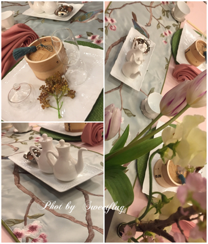 春のフラワーレッスンとテーブル実習_d0049817_14421520.jpg