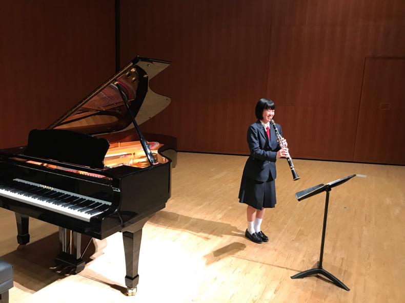 クラリネット奏者 小倉清澄先生リサイタル♪_d0016622_09501540.jpg
