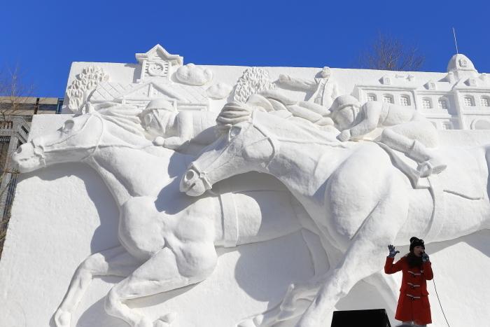 【さっぽろ雪まつり】北海道旅行 - 7 -_f0348831_20291622.jpg