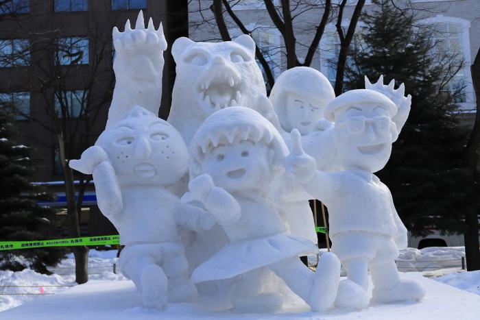 【さっぽろ雪まつり】北海道旅行 - 7 -_f0348831_20574558.jpg
