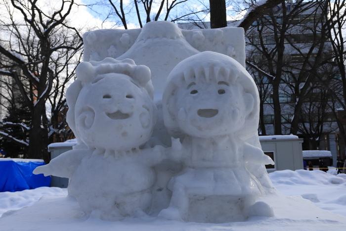 【さっぽろ雪まつり】北海道旅行 - 7 -_f0348831_21193018.jpg