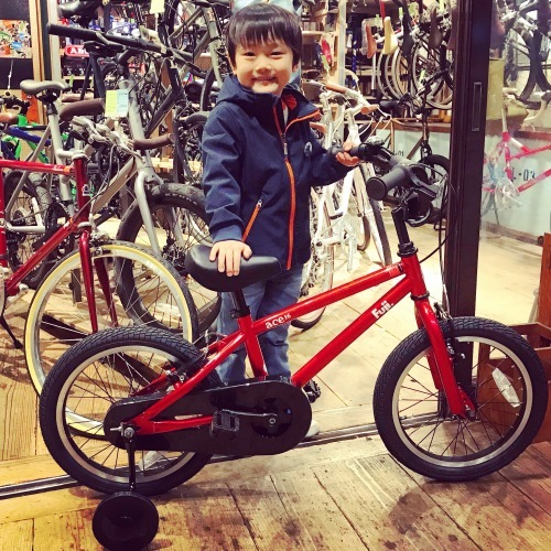 『LIPIT KIDS』KIDS キッズバイク おしゃれ子供車 おしゃれ自転車 オシャレ子供車 子供車 ライトウェイ フジ ACE16 トーキョーバイク マリン ドンキーjr コーダブルーム アッソン_b0212032_14543728.jpeg