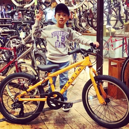 『LIPIT KIDS』KIDS キッズバイク おしゃれ子供車 おしゃれ自転車 オシャレ子供車 子供車 ライトウェイ フジ ACE16 トーキョーバイク マリン ドンキーjr コーダブルーム アッソン_b0212032_14551560.jpeg