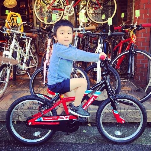 『LIPIT KIDS』KIDS キッズバイク おしゃれ子供車 おしゃれ自転車 オシャレ子供車 子供車 ライトウェイ フジ ACE16 トーキョーバイク マリン ドンキーjr コーダブルーム アッソン_b0212032_14553398.jpeg