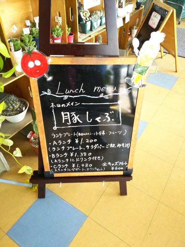 農家レストラン大地 @ 三重県鈴鹿市_e0305834_13405861.jpg