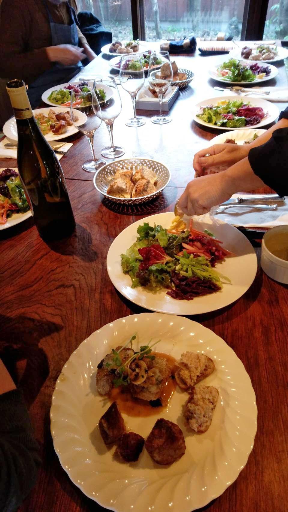 YUIGAお料理教室_d0377645_20551068.jpg