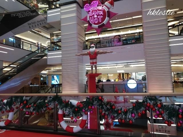OMG!Santa is HOT@美麗華廣埸_b0248150_05193587.jpg
