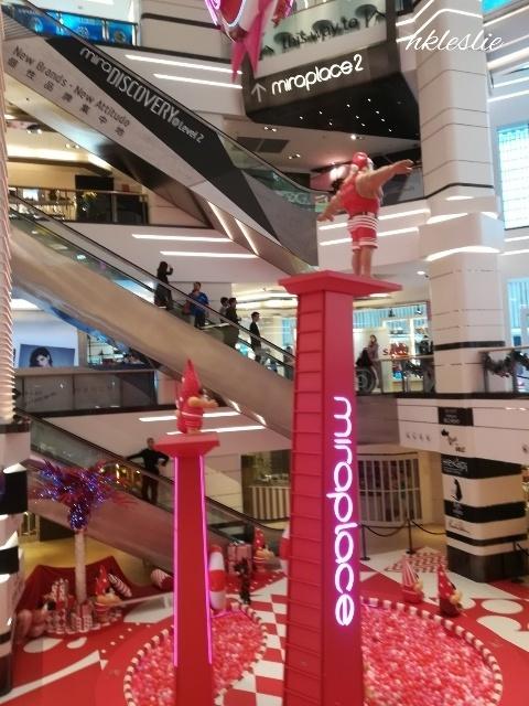 OMG!Santa is HOT@美麗華廣埸_b0248150_05204232.jpg