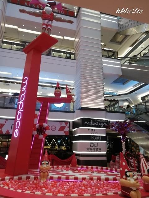 OMG!Santa is HOT@美麗華廣埸_b0248150_05214410.jpg