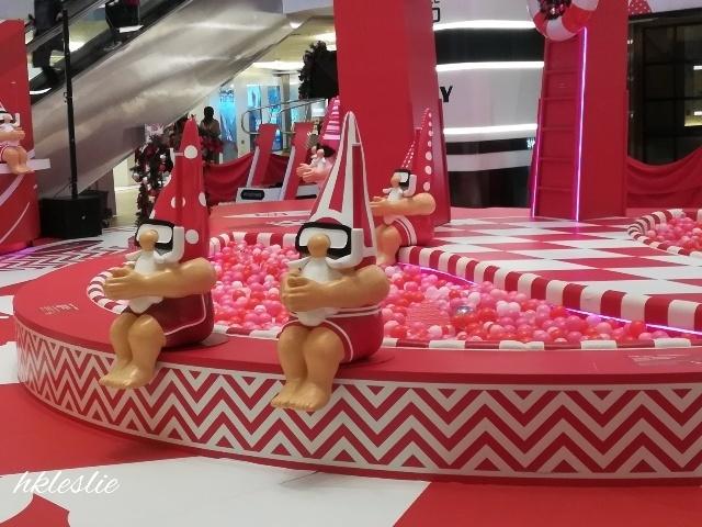 OMG!Santa is HOT@美麗華廣埸_b0248150_05232644.jpg