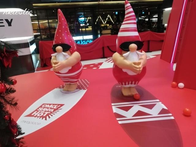 OMG!Santa is HOT@美麗華廣埸_b0248150_05251071.jpg