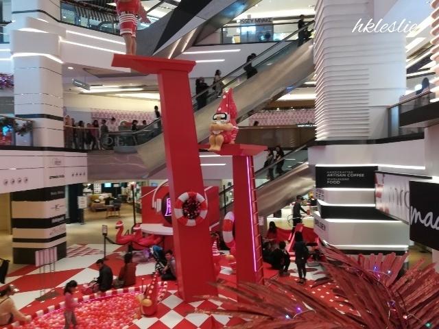 OMG!Santa is HOT@美麗華廣埸_b0248150_05284269.jpg