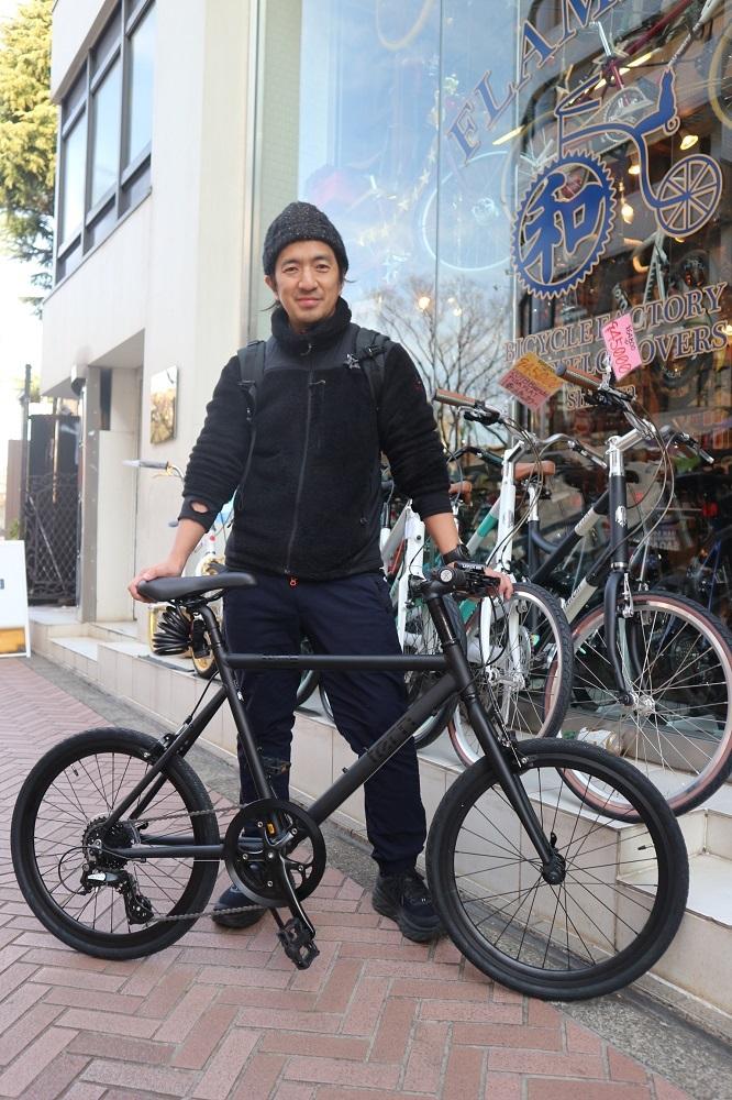 2月24日 渋谷 原宿 の自転車屋 FLAME bike前です_e0188759_12014120.jpg