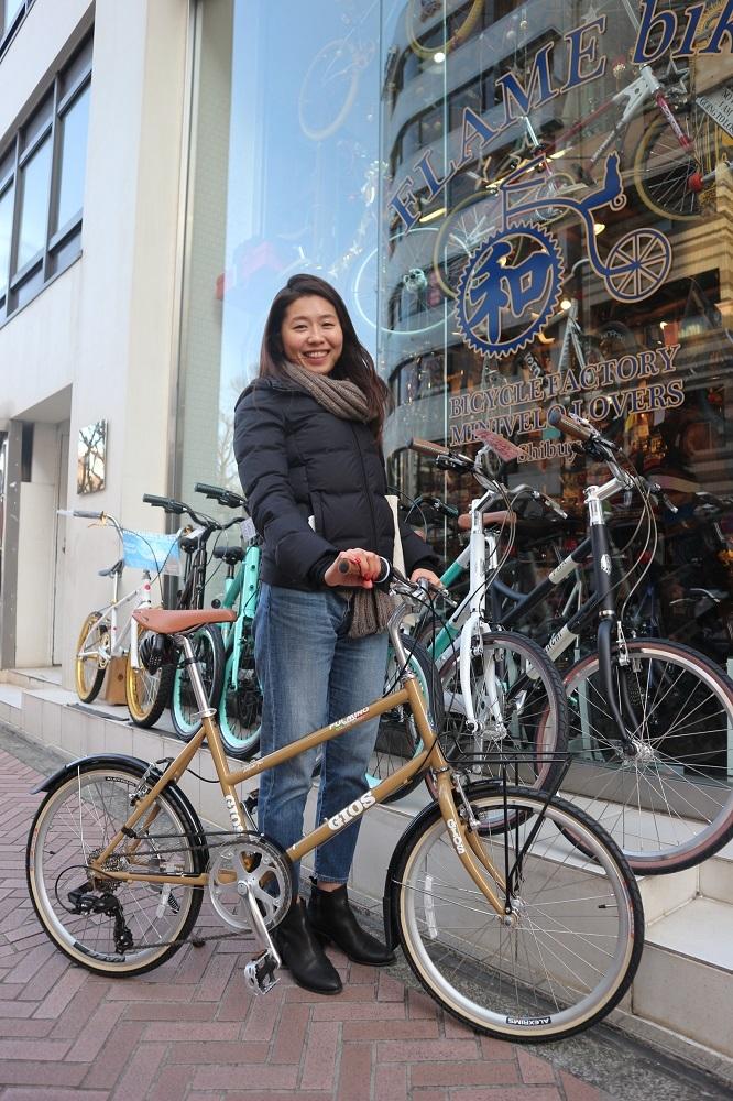 2月24日 渋谷 原宿 の自転車屋 FLAME bike前です_e0188759_12014645.jpg