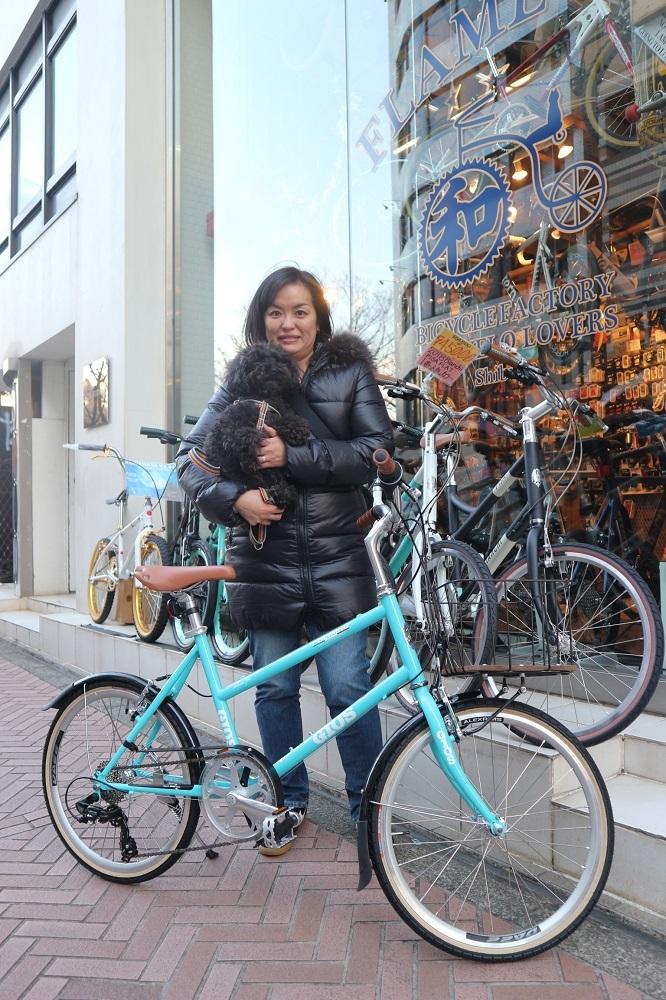 2月24日 渋谷 原宿 の自転車屋 FLAME bike前です_e0188759_12015528.jpg