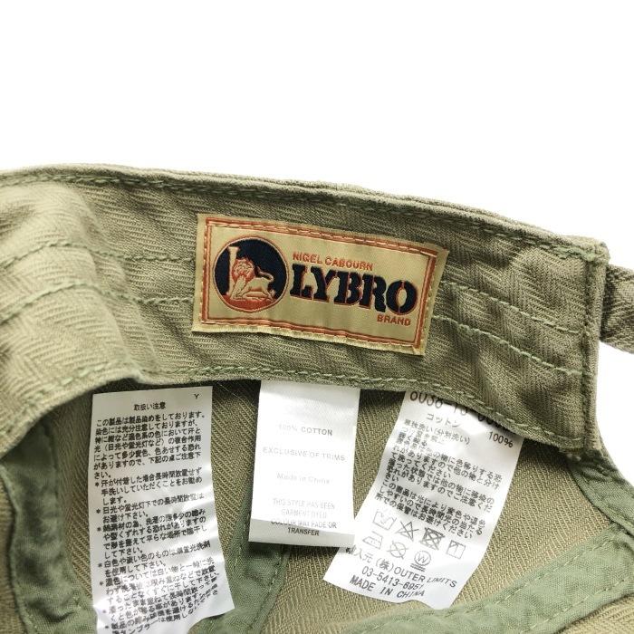 LYBRO - MECHANIC CAP_b0121563_12283171.jpg