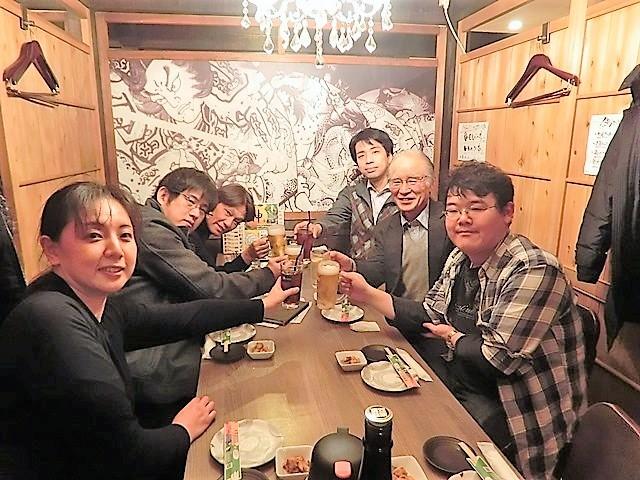 素晴らしい仲間に囲まれて、素晴らしい研究・仕事は良い仲間がいる・・・日本の食文化を守る、食品添加物殺菌料「亜塩素水」開発_d0181492_22202778.jpg