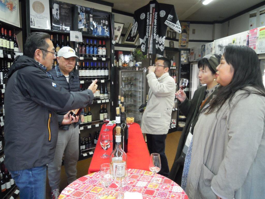 第4回チョイ飲み・わいわいワイン会も盛況になりました!_f0055803_12473250.jpg