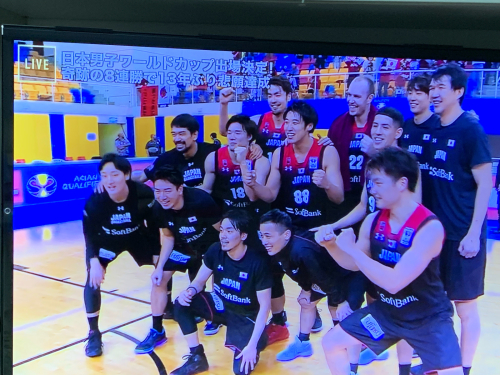 祝 Akatsuki Five 8連勝でw杯出場。_d0025421_01123182.jpg