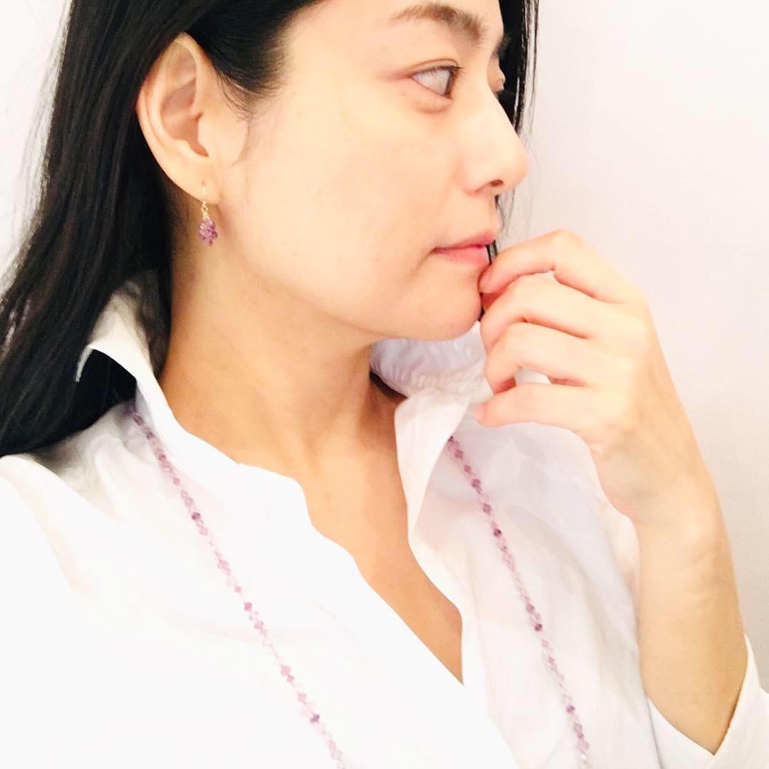 新作・春風のアメシストジュエリー 〜2月誕生石〜_c0221922_21362414.jpg