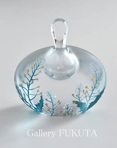 「小林俊和 南佳織 ガラス作品展」開催中です。_c0161127_09440307.jpg