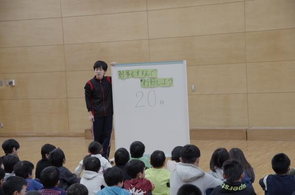 生活指導朝会_a0131631_17394871.jpg
