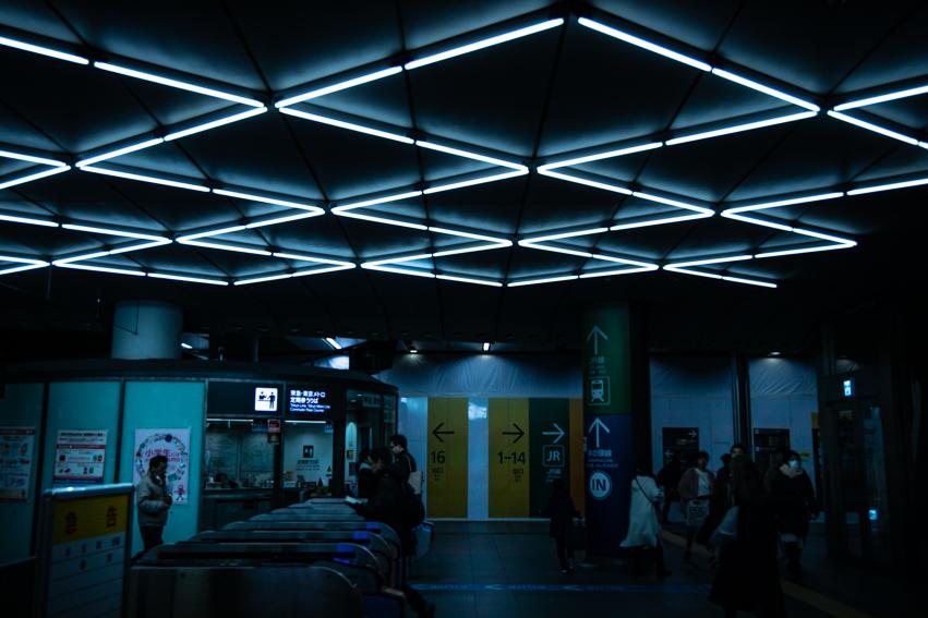 Lights   ・・・改札口・・・_f0333031_08225058.jpg