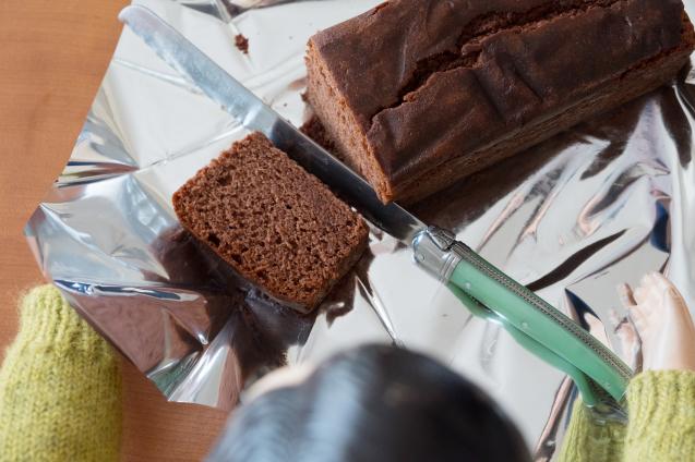 大和屋のブランデーケーキ チョコ味_e0369736_17204499.jpg
