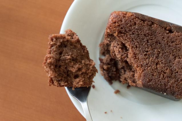 大和屋のブランデーケーキ チョコ味_e0369736_17205000.jpg