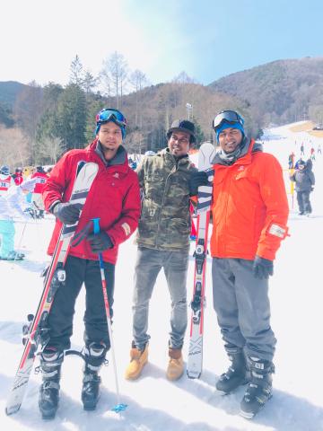 ☆ski tour☆_a0153945_21544267.jpg