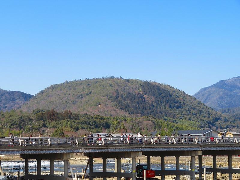 京都「嵐山渡月橋」周辺の散策20190224_e0237645_00535306.jpg