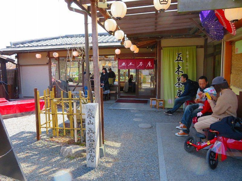 京都「嵐山渡月橋」周辺の散策20190224_e0237645_00535373.jpg