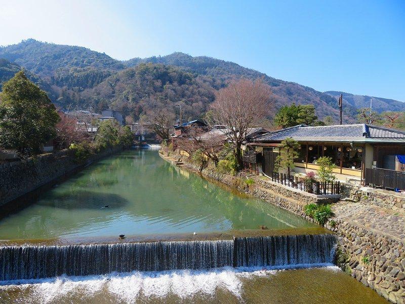 京都「嵐山渡月橋」周辺の散策20190224_e0237645_00535376.jpg