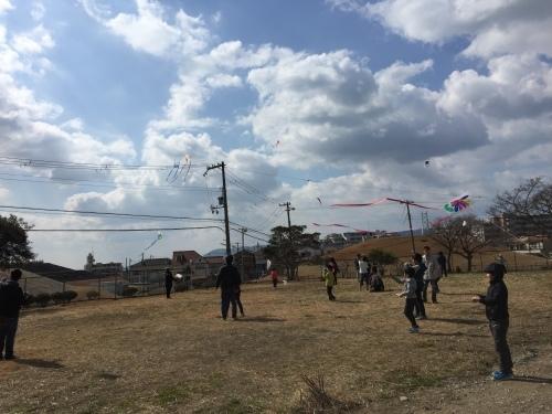 オリジナル凧を作りました(^o^)_f0079749_17132497.jpg
